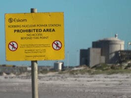 koeberg power station carte blanche