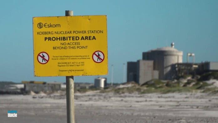 koeberg power station carte blanche