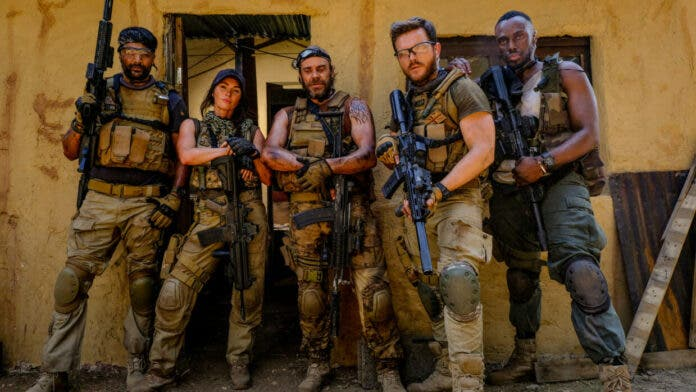 Rogues features South African actors with Megan Fox