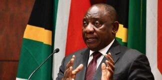 president cyril ramaphosa Covid-19 update
