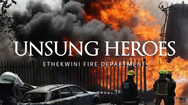 durban firefighter heroes
