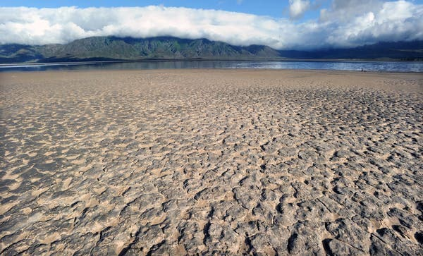 theewaterskloof dam drought 2018
