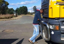 trucker south africa attacks