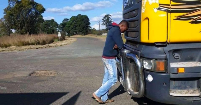 trucker south africa attacks