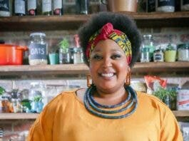 Chef Zola Nene Starfish dinner of hope