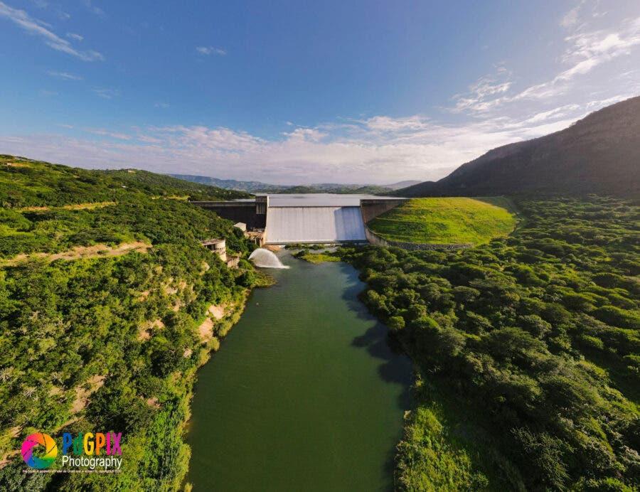 dam water levels kzn