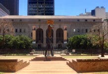 City of Joburg library