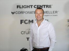 Flight Centre Andrew Stark