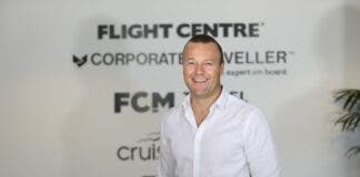 Flight Centre Andrew Stark