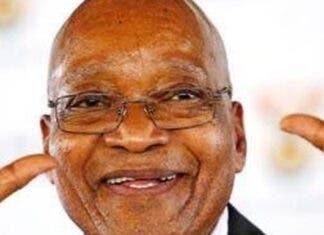 Jacob Zuma Zondo commission