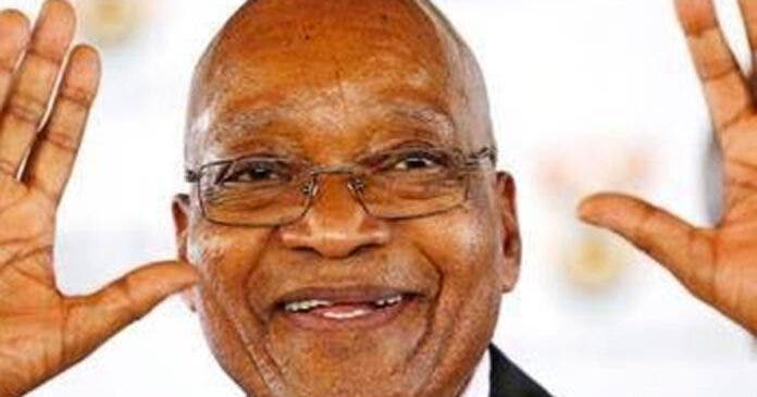 Jacob Zuma Zondo commission