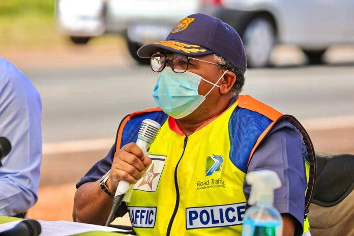 SA Road Accident stats MINISTER OF TRANSPORT, FIKILE MBALULA