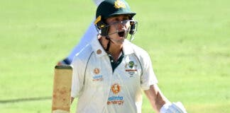 SA Expat Marnus Labuschagne Hailed As Australian Cricket Gem