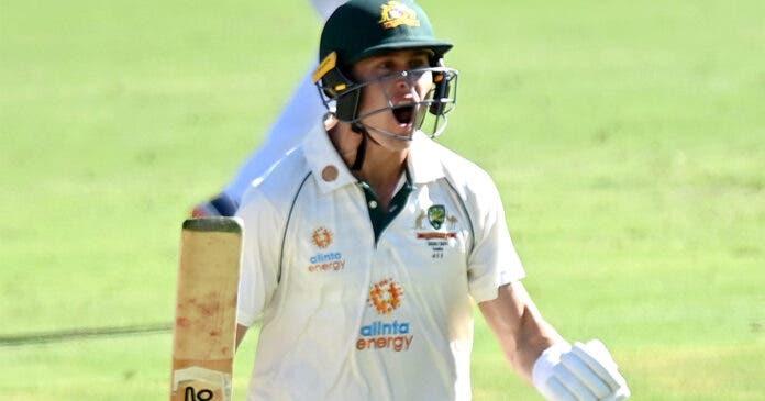 SA Expat Marnus Labuschagne Hailed As Australian Cricket Gem