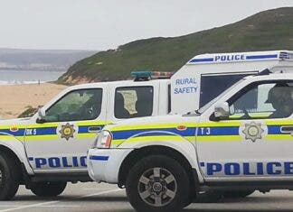 Police Beach South Africa Riette de Bruyn
