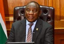 """President Cyril Ramaphosa says South Africa has recorded nearly 190 000 new Coronavirus infections since New Year's Day. He said: """"We are now in the centre of the storm."""""""