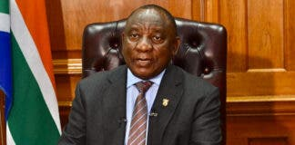 "President Cyril Ramaphosa says South Africa has recorded nearly 190 000 new Coronavirus infections since New Year's Day. He said: ""We are now in the centre of the storm."""