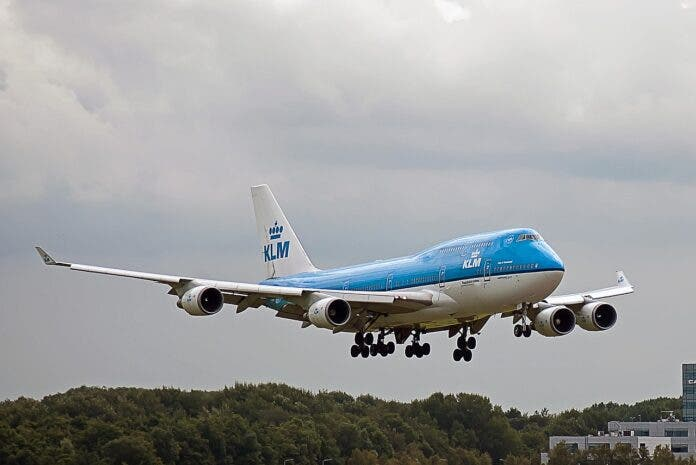 klm schedule south africa