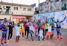 master KG in uganda with ghetto kids jerusalema