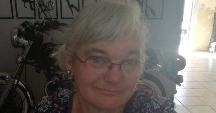 Missing woman Parys Rita Hawkins found