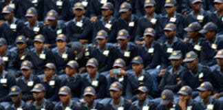 police brutality gauteng