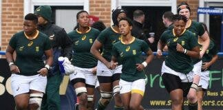 Springbok Women Will Face France in Rugby World Cup Opener