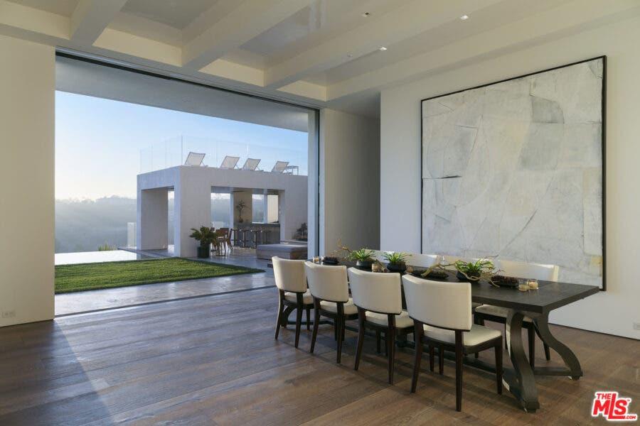 Trevor Noah LA home