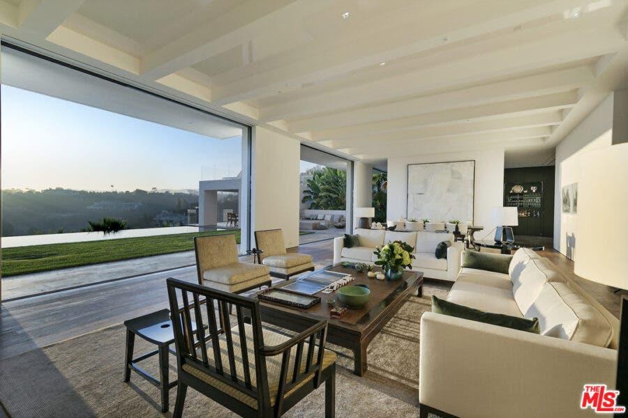 Trevor Noah Bel Air home