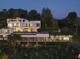 Trevor Noah buys LA mansion