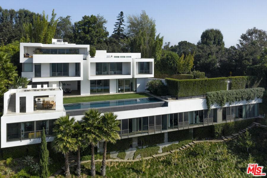 Trevor Noah LA house