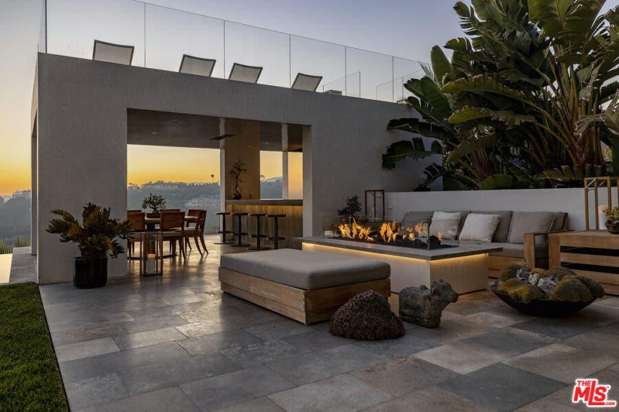 Trevor Noah LA mansion