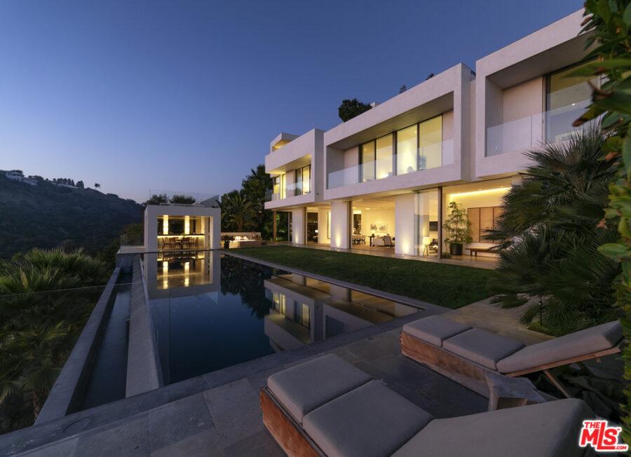 Trevor Noah LA mansion bought