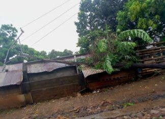 Tropical storm Eloise first hit Madagascar. Photo: Red Cross Madagascar
