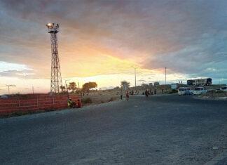 Beitbridge Border land borders South Africa open