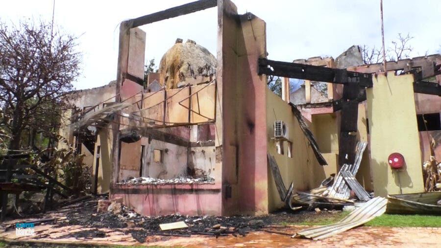 Bongani Mountain Lodge burnt down Carte Blanche investigates