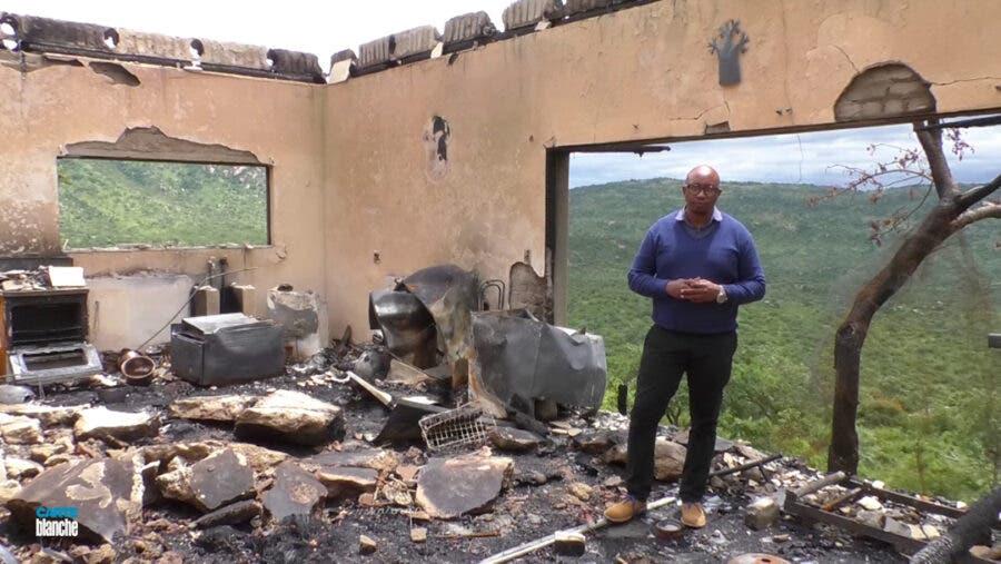 Bongani Mountain Lodge torched Carte Blanche