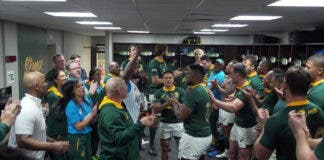 Hit Springbok Rugby Doc Chasing The Sun Now Streaming Abroad