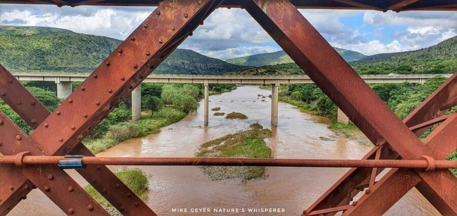 Kei River old bridge