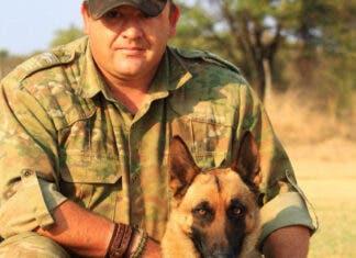 Kobus Marais Pilanesberg ranger lion attack
