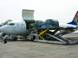 Clarification on SAA Cargo Flight to Brussels from Public Enterprises Dept