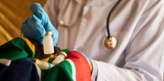 Johnson & Johnson Vaccine Looks 'Excellent' for South Africa