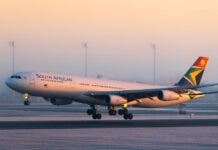 SAA's vanity vaccine flight to Brussels
