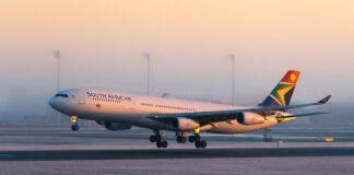 SAA and Quantas Suspend International Flights Until End October