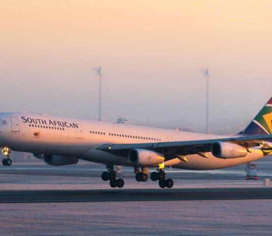 SAA's vanity vaccine flight to Brussels