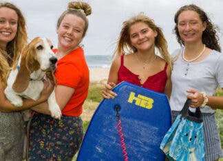 NSRI Commends Jeffreys Bay Teenagers for Helping Rescue Swimmer