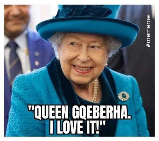 joke queen gqeberha port elizabeth