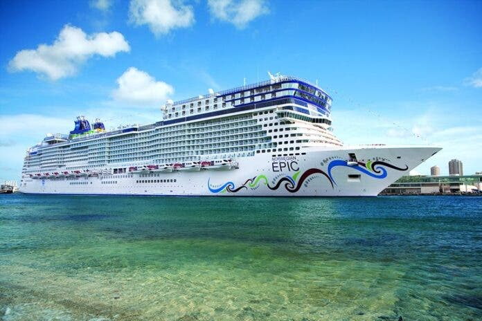 Norwegian Cruise Line extends of Suspension of Voyages