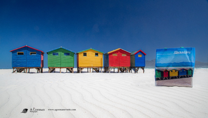 Pick n Pay Launches Recycled Bags to Save Iconic Muizenberg Landmark