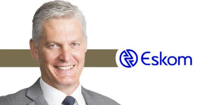 Update June 2021: Board clears Eskom CEO André de Ruyter following Probe into Racism Allegations. Photo: SA News