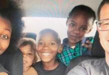 SA Expat guardianship nephew niece the Netherlands